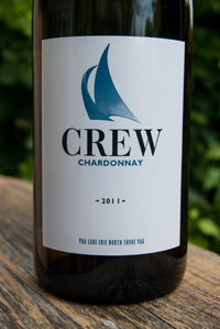 CREW 2011 Chardonnay – Gary Killops, Essex Wine Review