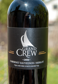 CREW 2008 GRAND CREW Cabernet Sauvignon / Merlot Review – Gary Killops, Essex Wine Review