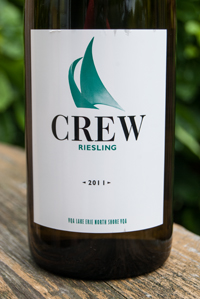 CREW 2011 Riesling – Gary Killops, Essex Wine Review